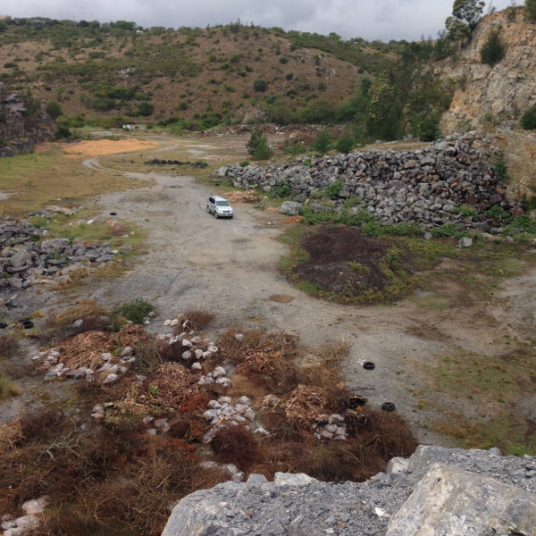 Grahamstown quarry
