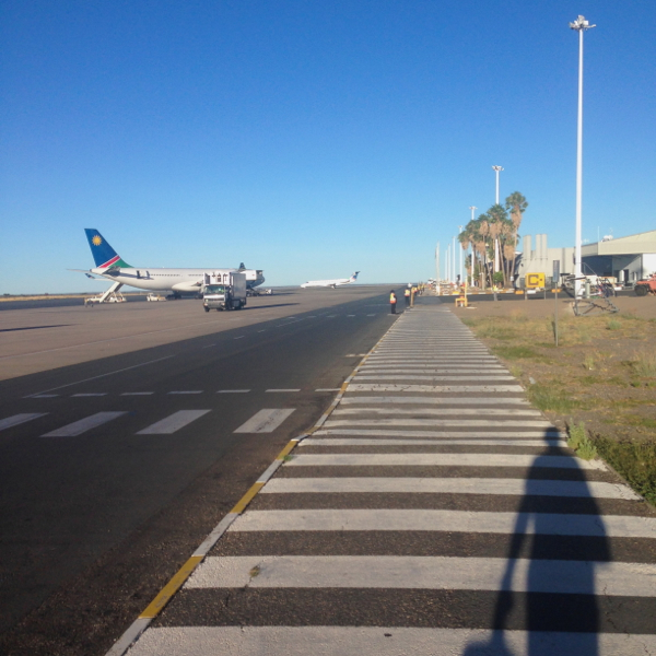The longest zebra crossing in the world