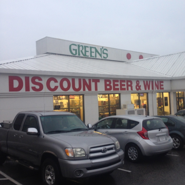 Discount beer and wine