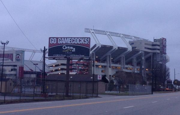 Gamecocks stadium
