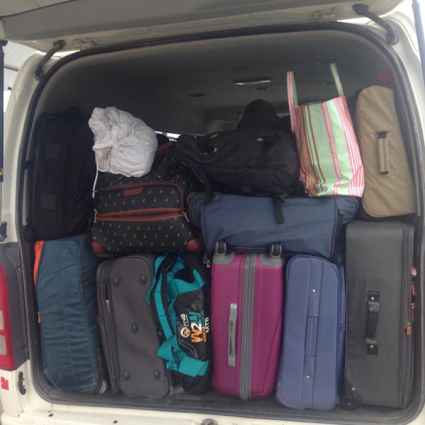 Luggage tetrus