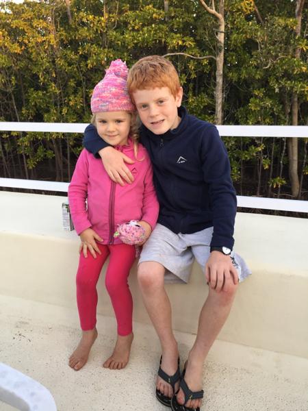 Jacky Jack and Emma Chops