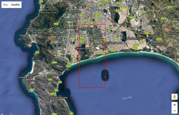 The Strandfontein Challenge Area