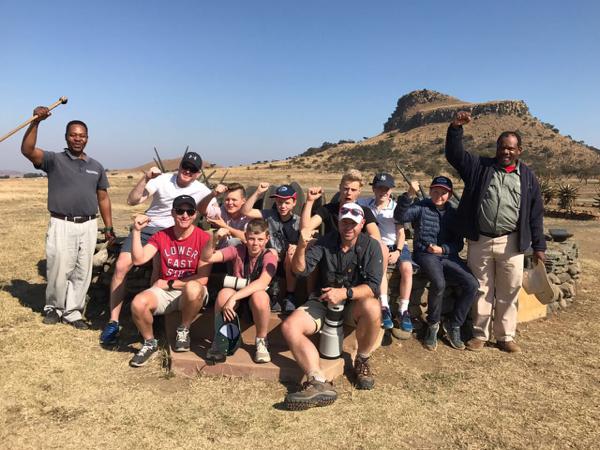 All the boys at Isandlwana