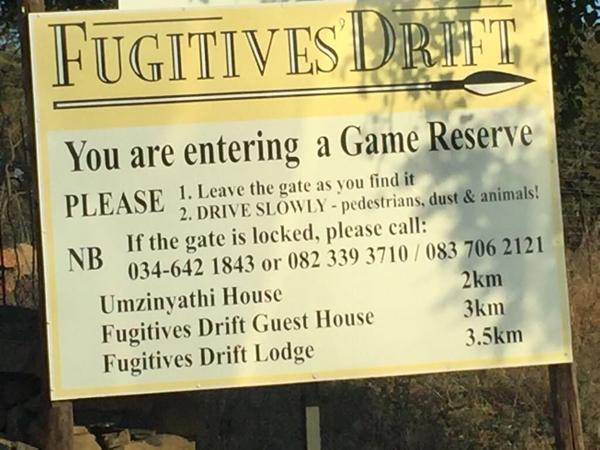Fugitive's Drift