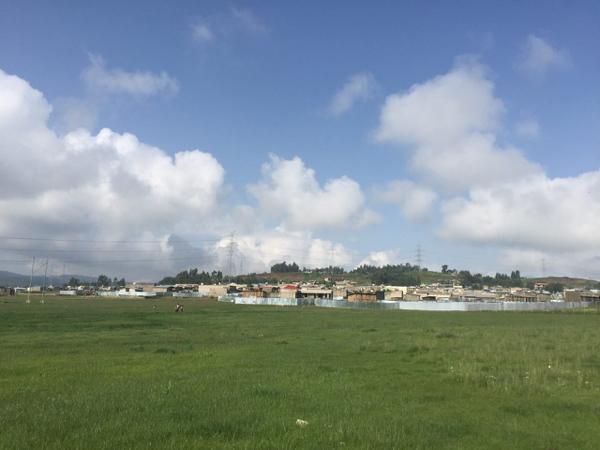 The Sululta Plains