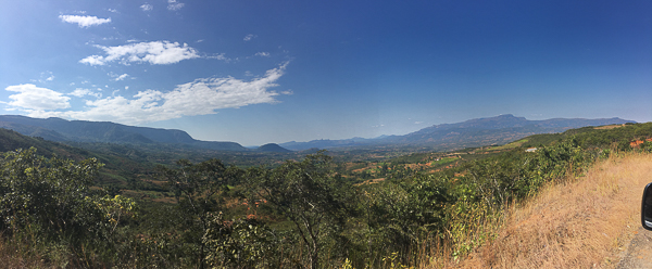The Honde Valley